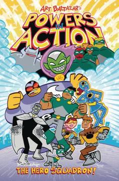 POWERS IN ACTION TP 01