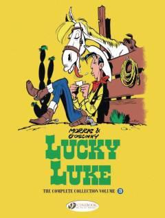 LUCKY LUKE COMPLETE COLL HC 03