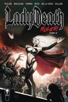 LADY DEATH RULES TP 02