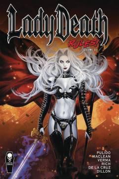 LADY DEATH RULES HC 02