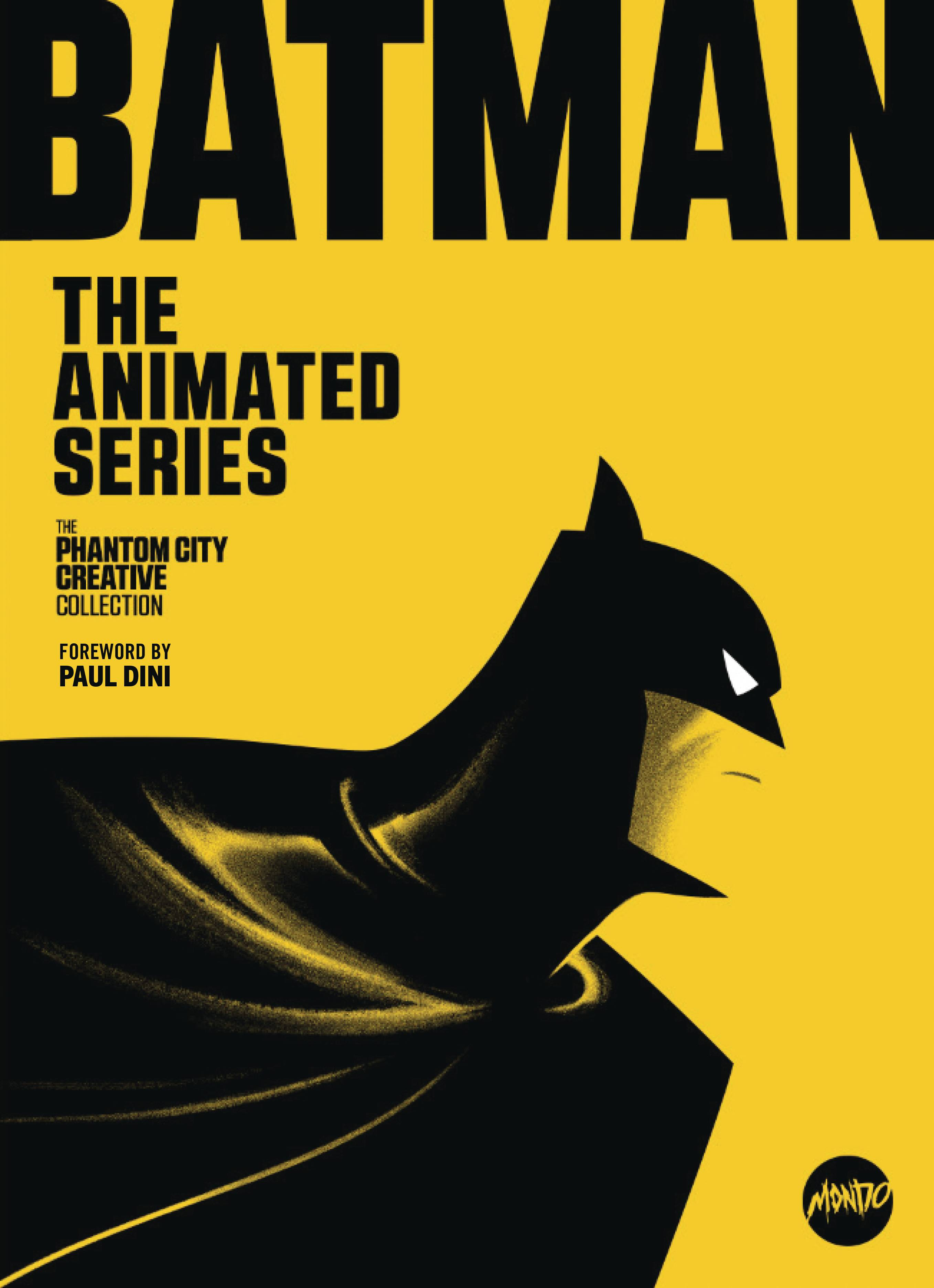 BATMAN ANIMATED SERIES PHANTOM CREATIVE COLL HC