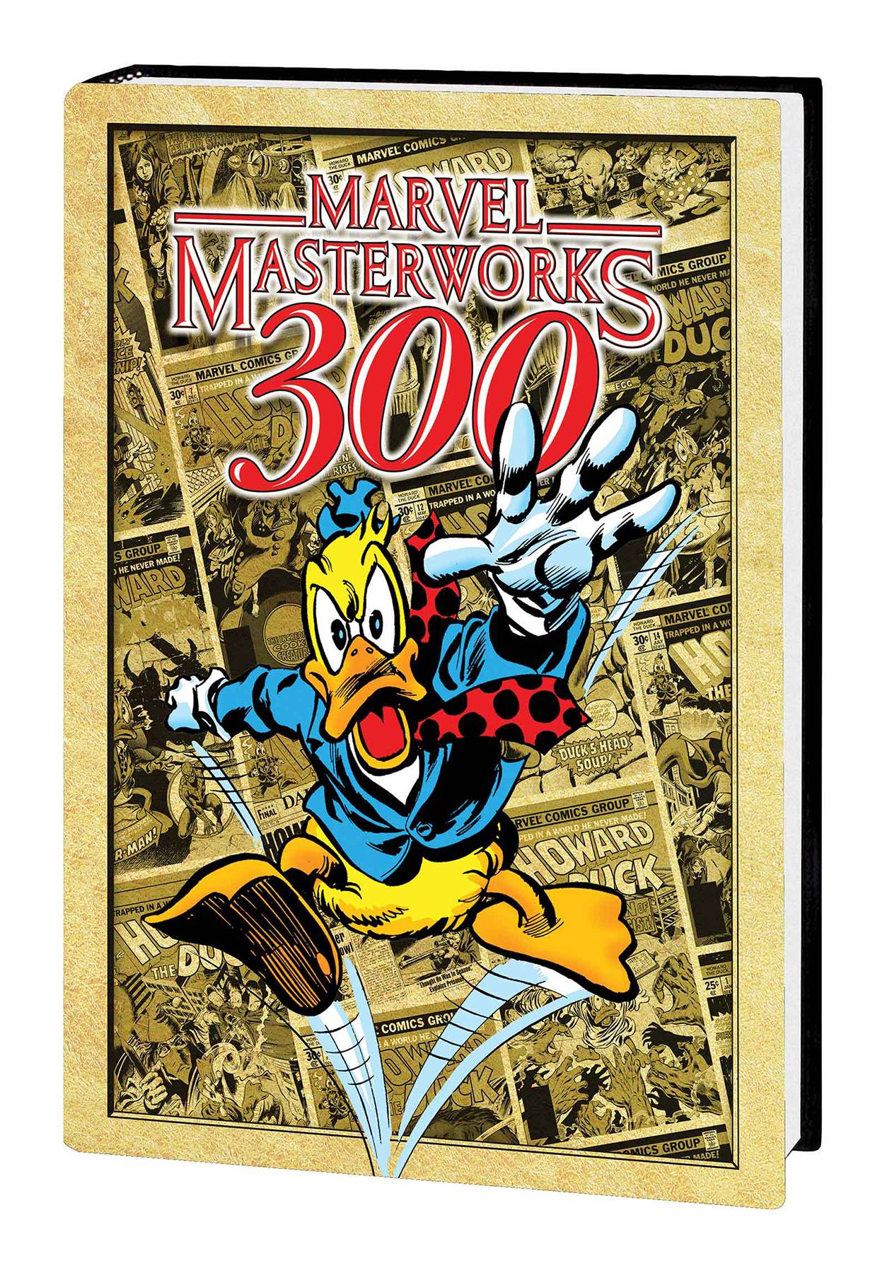 MARVEL MASTERWORKS HOWARD THE DUCK HC 01