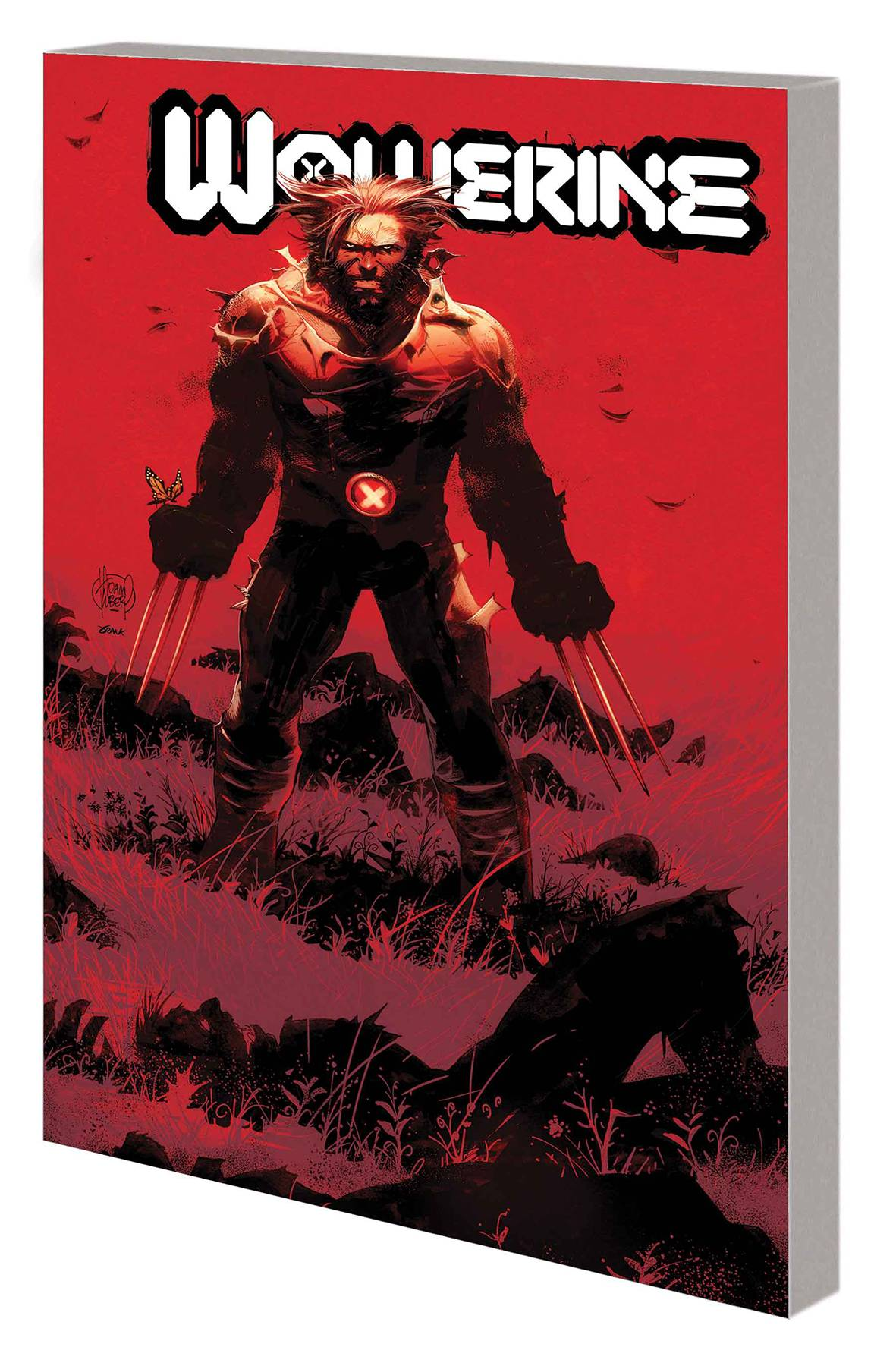 WOLVERINE BY BENJAMIN PERCY TP 01