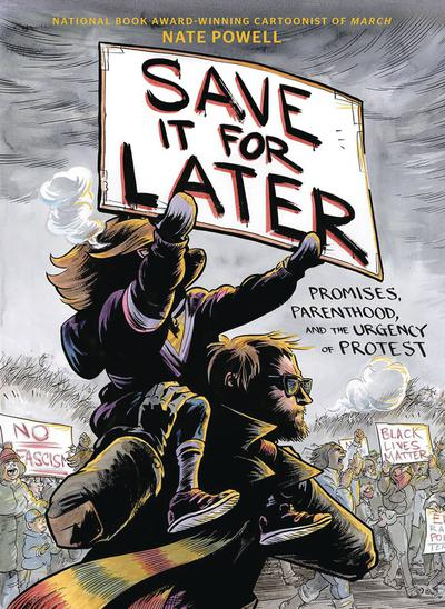 SAVE IT FOR LATER PROMISES PARENTHOOD URGENCY PROTEST TP