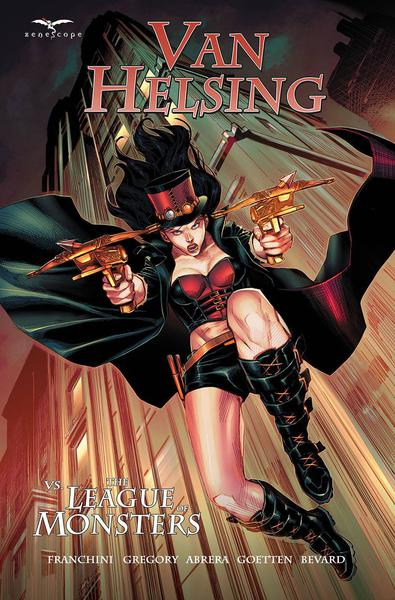VAN HELSING VS LEAGUE OF MONSTERS TP