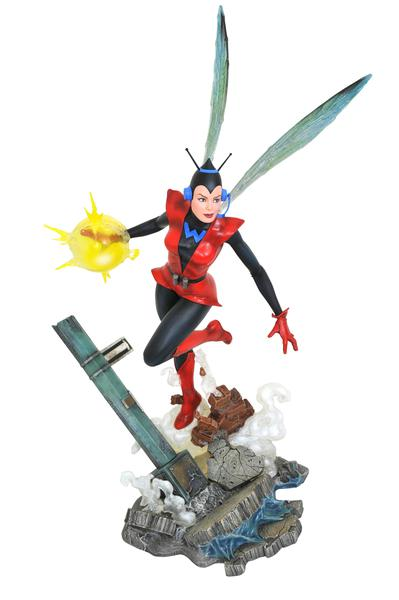 MARVEL GALLERY COMIC WASP PVC STATUE