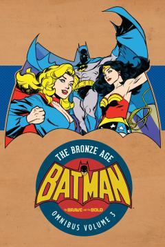 BATMAN BRAVE AND THE BOLD BRONZE AGE OMNIBUS HC 03
