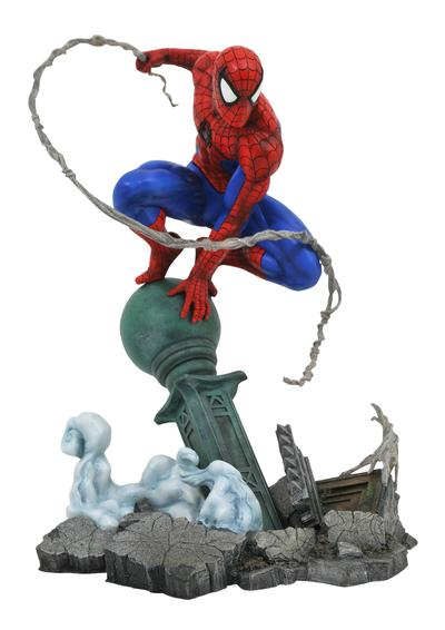 MARVEL GALLERY COMIC SPIDER-MAN PVC STATUE