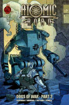 ATOMIC ROBO DOGS OF WAR