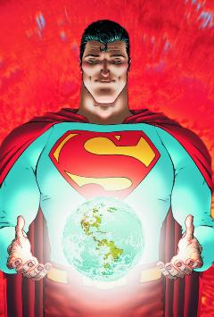 ABSOLUTE ALL STAR SUPERMAN HC