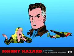 JOHNNY HAZARD DAILIES HC 01 1944-1946