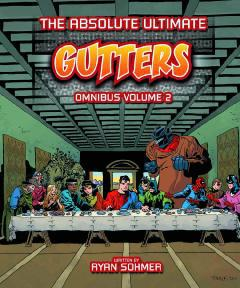 GUTTERS ABSOLUTE COMPLETE OMNIBUS HC 02