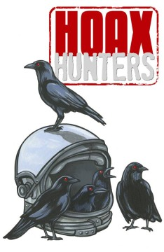 HOAX HUNTERS TP 01 MURDER DEATH AND THE DEVIL