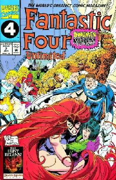 FANTASTIC FOUR UNLIMITED (1-12)