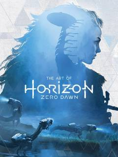 ART OF HORIZON ZERO DAWN HC