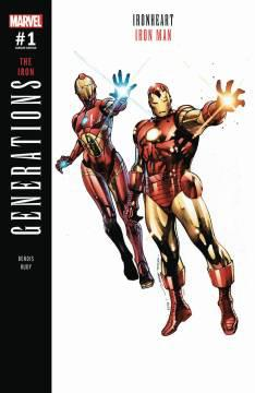 GENERATIONS IRON MAN & IRONHEART