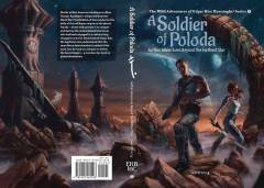 WILD ADV OF ERB HC SOLDIER OF POLODA