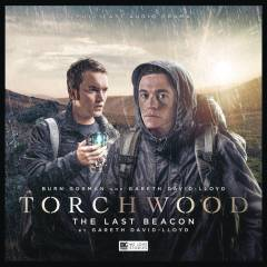 TORCHWOOD THE LAST BEACON ROOM AUDIO CD 1