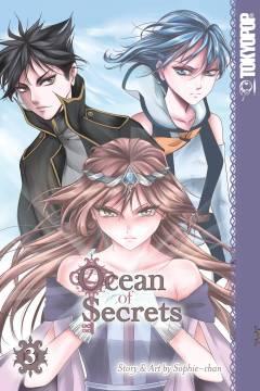 OCEAN OF SECRETS MANGA GN 03