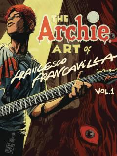 ARCHIE ART OF FRANCESCO FRANCAVILLA HC