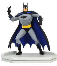DC PREMIER COLLECTION TAS BATMAN STATUE