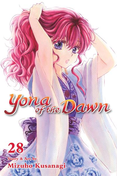 YONA OF THE DAWN GN 28