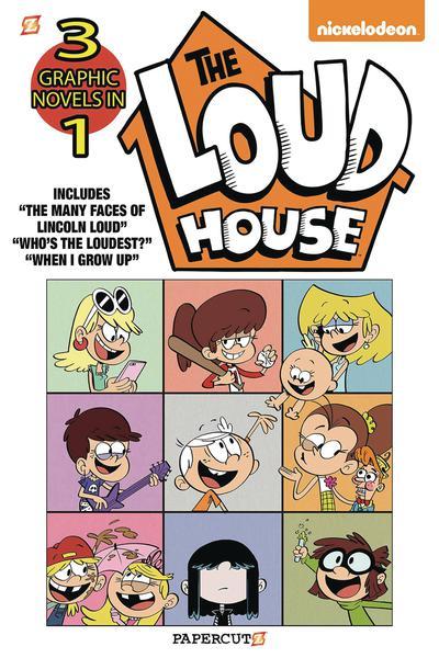 LOUD HOUSE 3IN1 TP 04