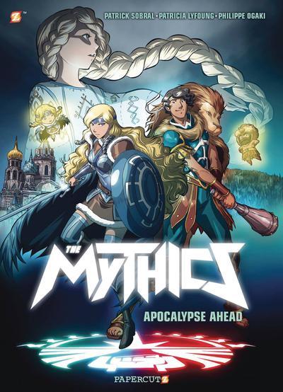 MYTHICS HC 03 APOCALYPSE AHEAD