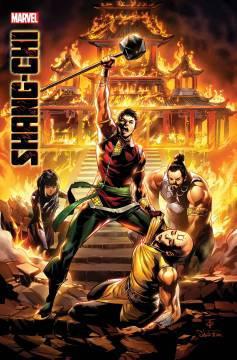 SHANG-CHI I (1-5)