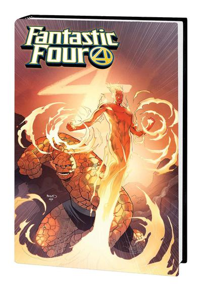 FANTASTIC FOUR BY CHIP ZDARSKY HC 01 FATE OF FOUR