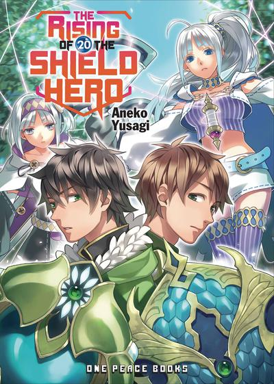 RISING OF THE SHIELD HERO GN 20