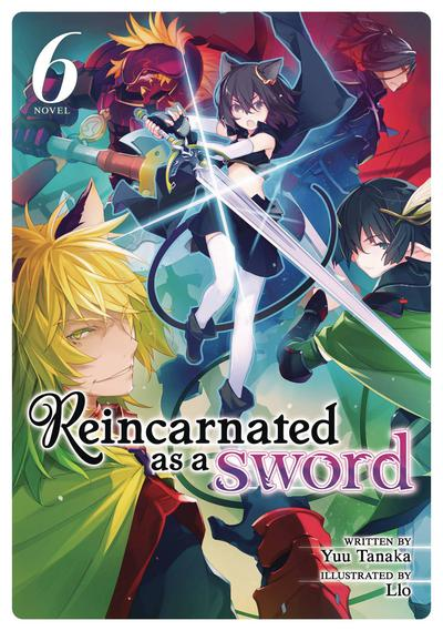 REINCARNATED AS A SWORD GN 06