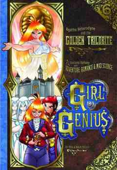 GIRL GENIUS TP 06 GOLDEN TRILOBITE