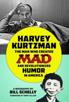 HARVEY KURTZMAN HC MAD AND HUMOR IN AMERICA