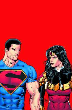 SUPERMAN WONDER WOMAN (1-29)