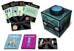 MR MEESEEKS RICK AND MORTY DICE DARES DICE GAME
