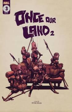 ONCE OUR LAND BOOK TWO