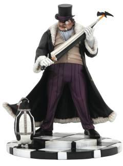 DC GALLERY COMIC PENGUIN PVC FIGURE