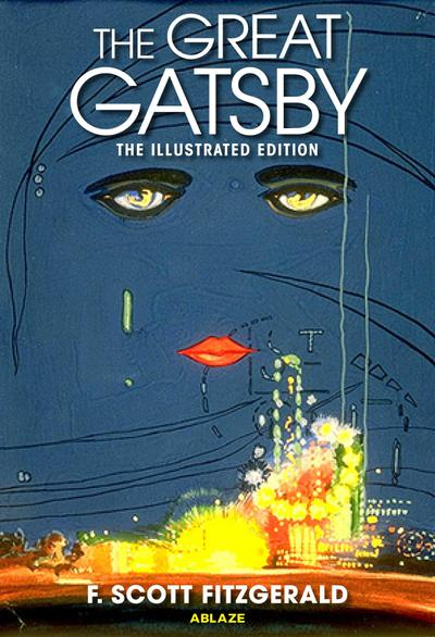 GREAT GATSBY ILLUSTRATED HC ED