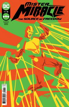 MISTER MIRACLE THE SOURCE OF FREEDOM