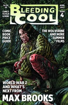 BLEEDING COOL MAGAZINE