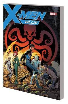 X-MEN BLUE TP 02