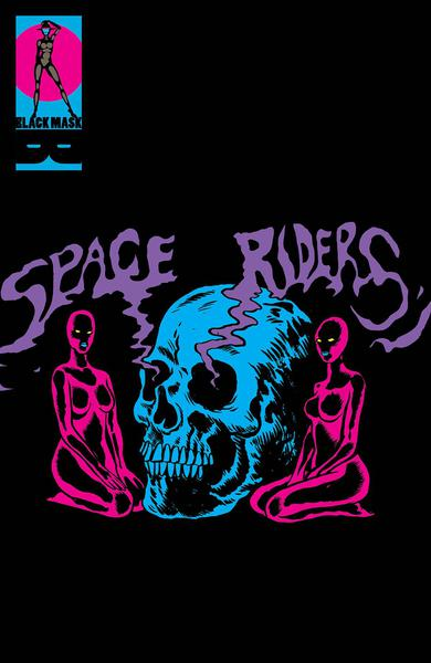 SPACE RIDERS VORTEX OF DARKNESS