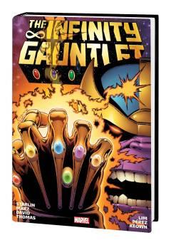 INFINITY GAUNTLET OMNIBUS HC
