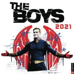 BOYS 2021 WALL CALENDER