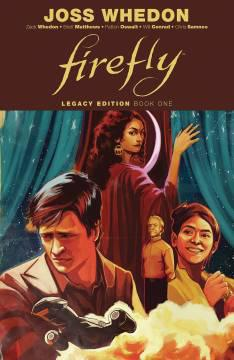 FIREFLY LEGACY EDITION TP 01