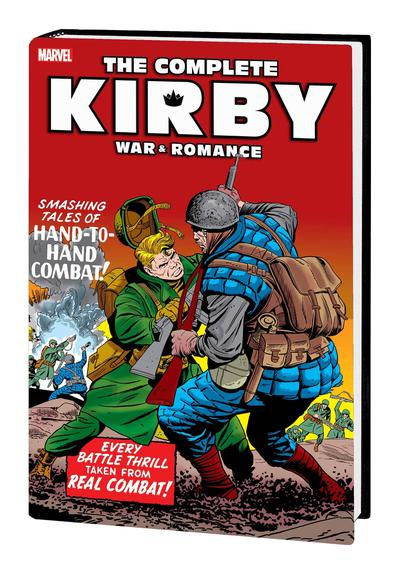 COMPLETE KIRBY WAR AND ROMANCE HC