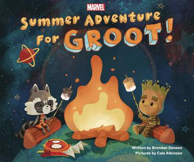 SUMMER ADVENTURE FOR GROOT HC