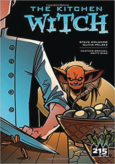 KITCHEN WITCH TP