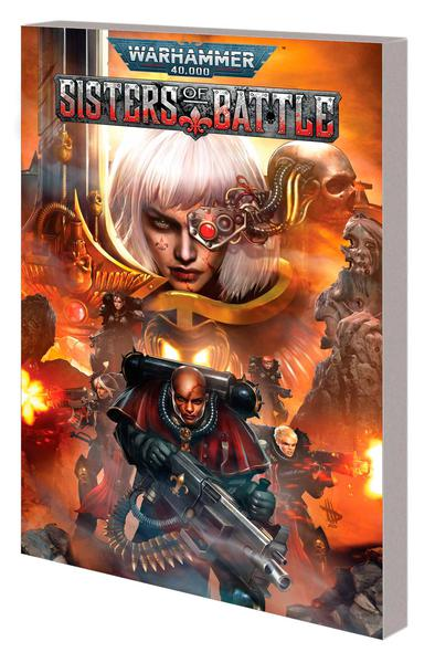 WARHAMMER 40000 SISTERS OF BATTLE TP